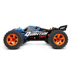 MAVERICK Quantum XT Flux 1/10 4WD Stadium Truck - kék