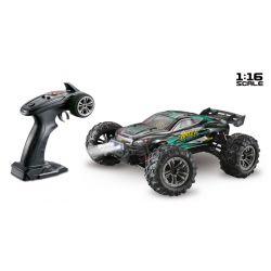 Absima Truggy Racer Zöld 1/16 RTR modellautó