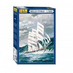 Heller 80611 Belle Etoile Vitorlás hajó makett