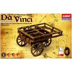 Academy 18129 Davinci self-propelling Cart