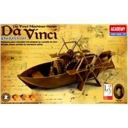 Academy 18130 Davinci Paddleboat