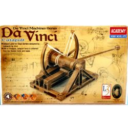 Academy 18137 Davinci Catapult Machine