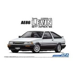 AOSHIMA Toyota Corolla Levin GT Apex 85