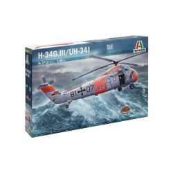 Italeri 2712 H-34G.III / UH-34J