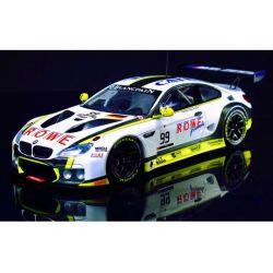 NUNU BMW M6 GT3 2016 Spa 24h Winner