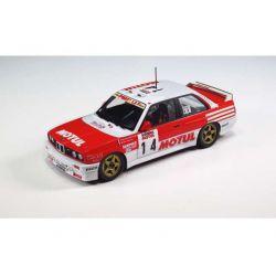 AOSHIMA BMW M3 E30 89 Tour de corse rally, Motul