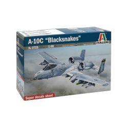 Italeri 2725 A-10C Blacksnakes