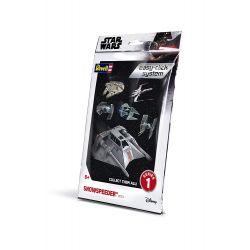 Revell 01104 Revell Star Wars Snowspeeder Easy-click