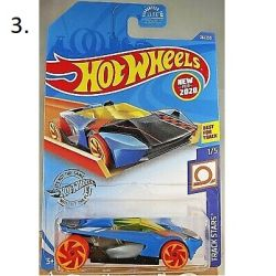 Hot Wheels Kisautók