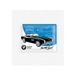 BMW - 507 Touring Sport fémtábla 30x40 cm
