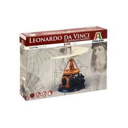 3110 Italeri DA VINCI Helikopter Easy Kit