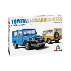 Italeri 3630 Toyota BJ44 Land Cruiser makett