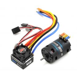 Hobbywing XERUN Justock Zero Spec Sensored Brushless autós szabályzó/motor kombó (13.5T)