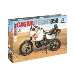 Italeri 4643 Cagiva Elephant 850 (Paris-Dakar 1987)