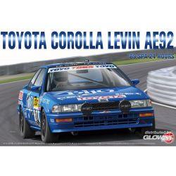 NuNu 24016 Toyota Corolla Levin AE92 '89 SPA 24 Hours