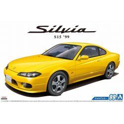 AOSHIMA Nissan Slivia S15 '99