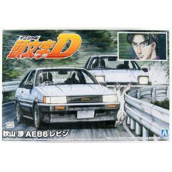 AOSHIMA Toyota AE86