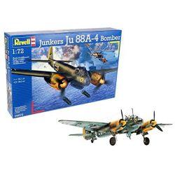 Revell 04672 Junkers Ju 88A-4 Bomber