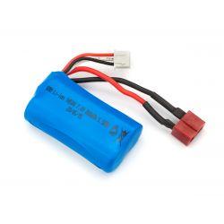 HPI 540037 Battery Pack (Li-ion 7.4V, 800mAH), W/T-Plug