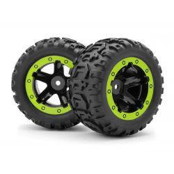 HPI 540038 Wheels Complete