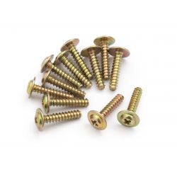 HPI 540057 Flange Head Self Tapping Screws PWTHO2.6*12mm