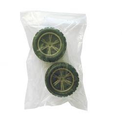 Maverick 540077 Assembled Wheel/Tire (Dark Grey)