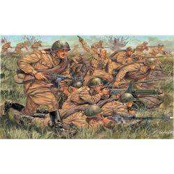 Italeri 6057 Orosz katonák