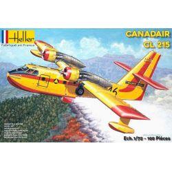 Heller 80373 Canadair CL-215 Tűzoltó repülő