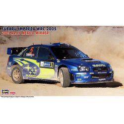 1/24 Subaru Impreza WRC 2005 - Rally Mexico 2005