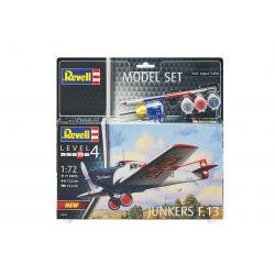Revell 63870 Model Set Junkers F.13