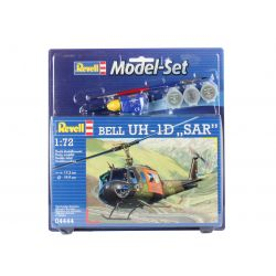 Revell 64444 Model Set Bell UH-1D SAR