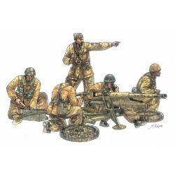 Italeri 6490 74/32 löveg legénységgel