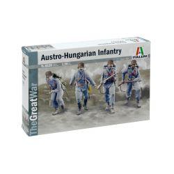 Italeri 6528 WWI AUSTRO-HUNGARIAN INFANTRY