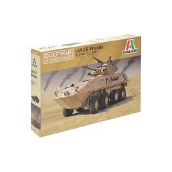 Italeri 6539 LAV-25 PIRANHA GULF WAR