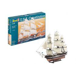 Revell 65472 Model Set USS Constitution