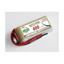 LiPo akkumulátor 2S 450mAh 7,4V 30C
