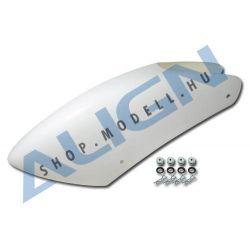 700N Üvegszálas kabin - fehér