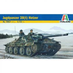 Italeri 7057 JAGDPANZER 38(t) HETZER
