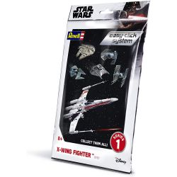 Revell 01101 Revell Star Wars X-Wing Easy click