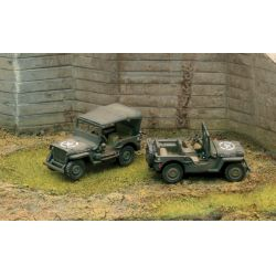 Italeri 7506 Willys Jeep 1/4 Ton 4x4