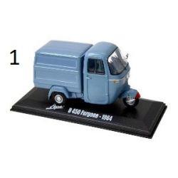76814 Italeri APE háromkerekű jármű több színben 1/324