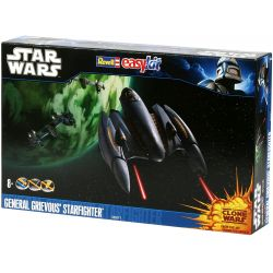 Revell 06682 Revell Star Wars General Grievous Starfighter