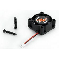 Hobbywing ventilátor szabályzóhoz, 25x25x10 mm, 10.000 rpm