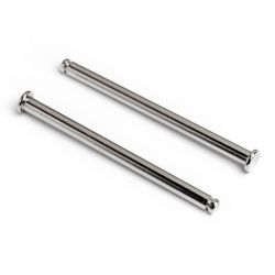 HPI 86942 FLANGE SHAFT 3x45mm (SILVER)