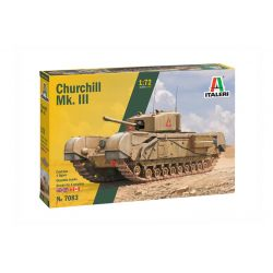 7083 Italeri Churchill Mk. III