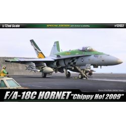 Academy 12432  F/A-18C Chippy Ho 2009