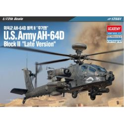Academy U.S. Army AH-64D Block II late version