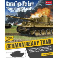 Academy German Tiger-I Early 'Operation Citadel'