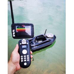 Boatman Actor PRO +GPS, +halradaros etetőhajó RTR