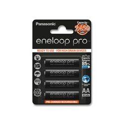 Akku ceruza AA 2500mAh Eneloop Pro, Panasonic